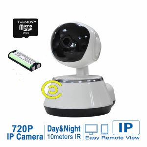 Wifi CCTV camera by Camcall