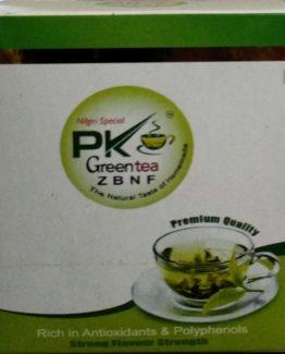 pk-Green tea