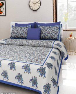 cotton-bedsheet