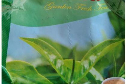 Elstone garden fresh tea powder