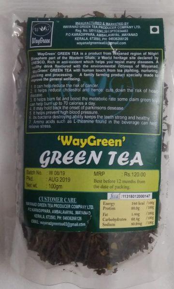 waygreen-greentea